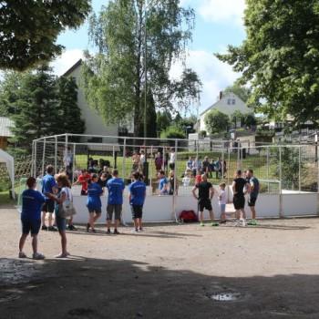 Mini-Soccer-Arena