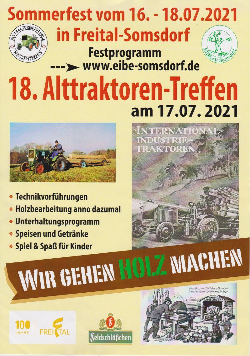 Traktortreff 2021